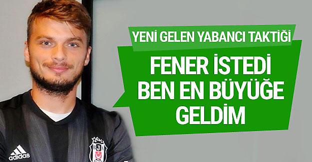 Fenerbahçe'ye alışılmış gönderme gönderme..