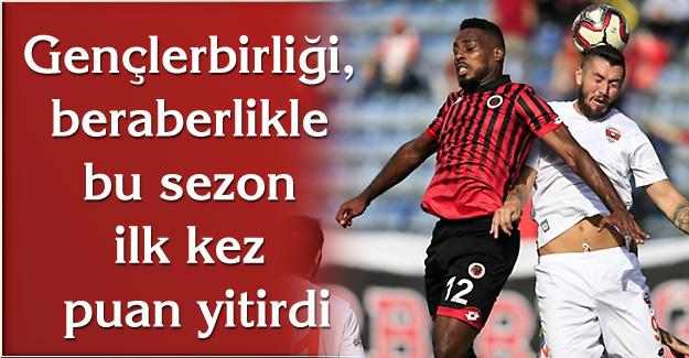 Gençlerbirliği'ne Adanaspor dur dedi!