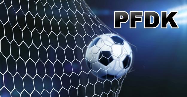 PFDK'dan Galatasaray ve Fenerbahçe'ye para cezası