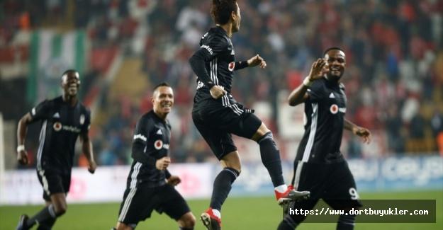 Beşiktaş'tan süper galibiyet!
