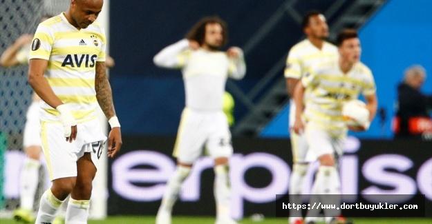 Fenerbahçe'den son 7 yılın en kötü performansı