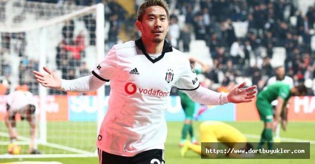 Beşiktaş, Shinji Kagawa'nın bonservisini almaya hazırlanıyor