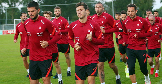 A Millî Takımımız yarın Hollanda ile karşılaşacak