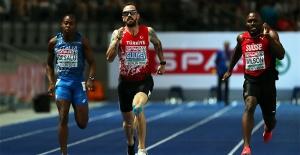 Yılın Atleti ödülünde Ramil Guliyev...