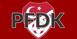 3 Süper Lig kulübü PFDK'ya sevk edildi
