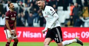 Beşiktaş 1 - 0 Göztepe