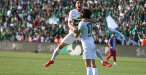 Spor Toto 1. Lig'de şampiyon Denizlispor oldu