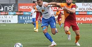 Galatasaray 1 - 3 Farul Constanta