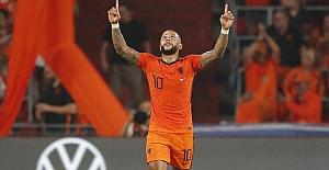 Hollanda 4-0 Karadağ