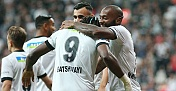 Beşiktaş 3-0 Yeni Malatyaspor